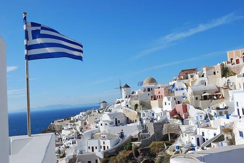 Dovolená Santorini, Řecko