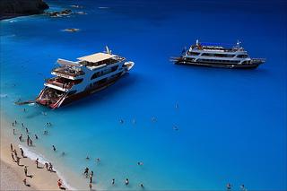 Lefkada Řecko