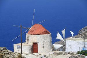 karpathos řecko